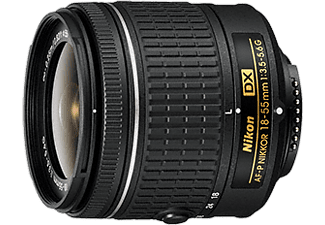NIKON Outlet 18-55mm f/3.5-5.6 G AF-P DX objektív