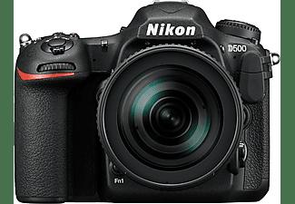 NIKON D500 mit Objektiv AF-S VR DX 16-80mm 2.8-4.0E ED