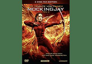 Die Tribute von Panem - Mockingjay Teil 2 DVD