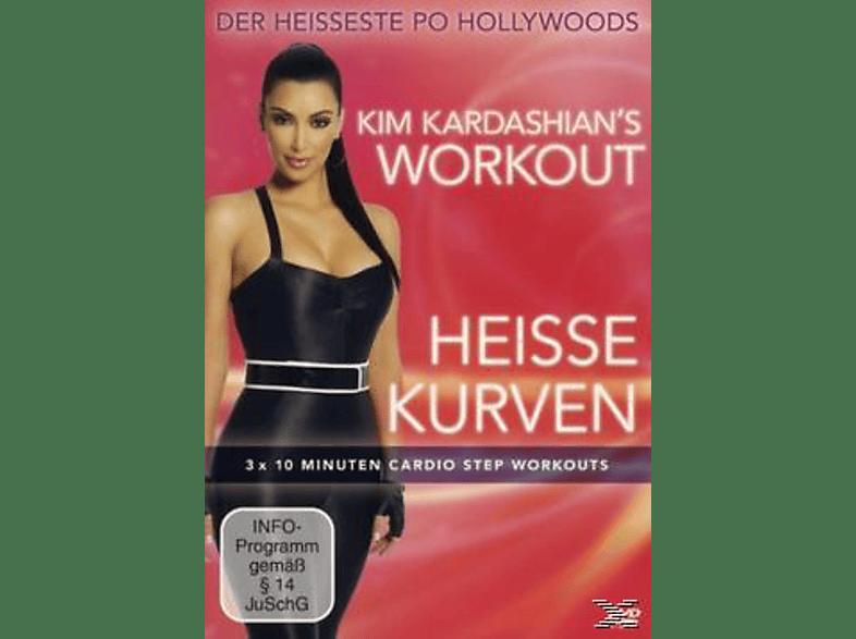 Kim Kardashian´s Workout-Heisse Kurven [DVD]