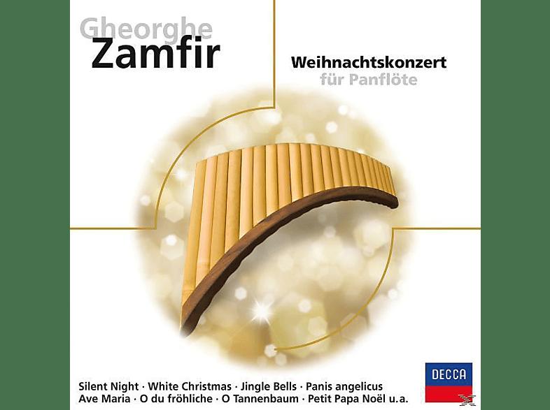 Gheorghe Zamfir - Weihnachtskonzert Für Panflöte [CD]