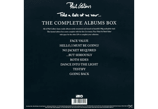 Phil Collins - Take A Look At Me Now (Collector's Edition)  - (Vinyl)
