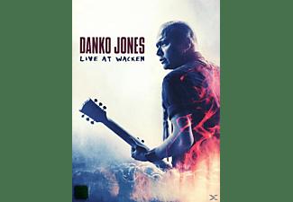 Danko Jones - Live At Wacken  - (Blu-ray + CD)
