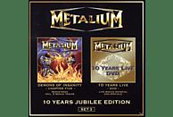 Metalium - 10 Years Jubilee Edition-Set 3 (Ltd.Ed.) [DVD]