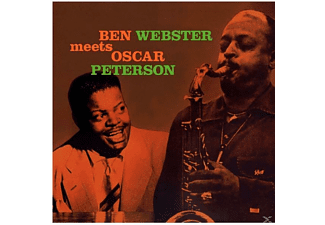 WEBSTER/PETERSON, Webster, Ben / Peterson, Oscar - Ben Webster Meets Oscar Peterson  - (Vinyl)