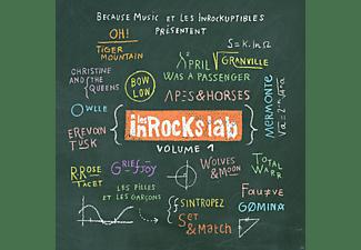 VARIOUS - Compilation Inrocks Lab Best Of 2012  - (CD)