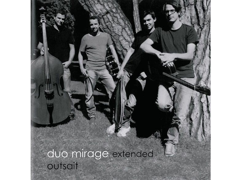 Duo Mirage Extended - Outsait [CD]