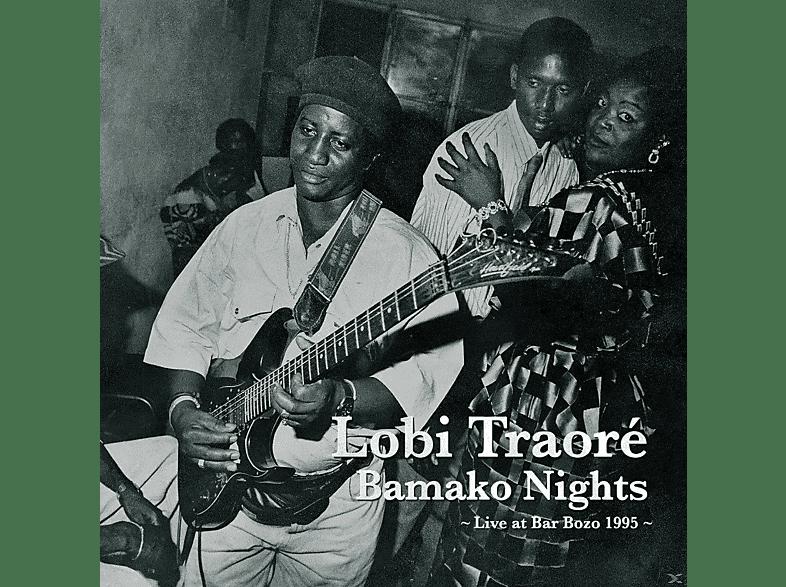 Lobi Traoré - Bamako Nights: Live At Bar Bozo 1995 [LP + Bonus-CD]