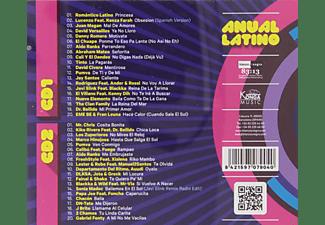 Variuos - Anual Latino  - (CD)
