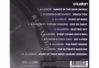 A-lusion - Make Up Your Mind  - (CD)