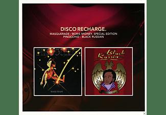 Masquerade, Boris Midney - Disco Recharge: Pinocchio/Black Russian  - (CD)