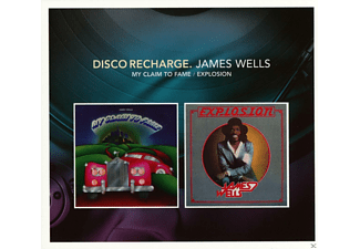 James Wells - Disco Recharge: James Wells  - (CD)