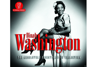 Dinah Washington - The Absolutely Essential 3CD Collection  - (CD)