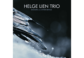 Helge Trio Lien - Badgers And Other Beings - (CD)