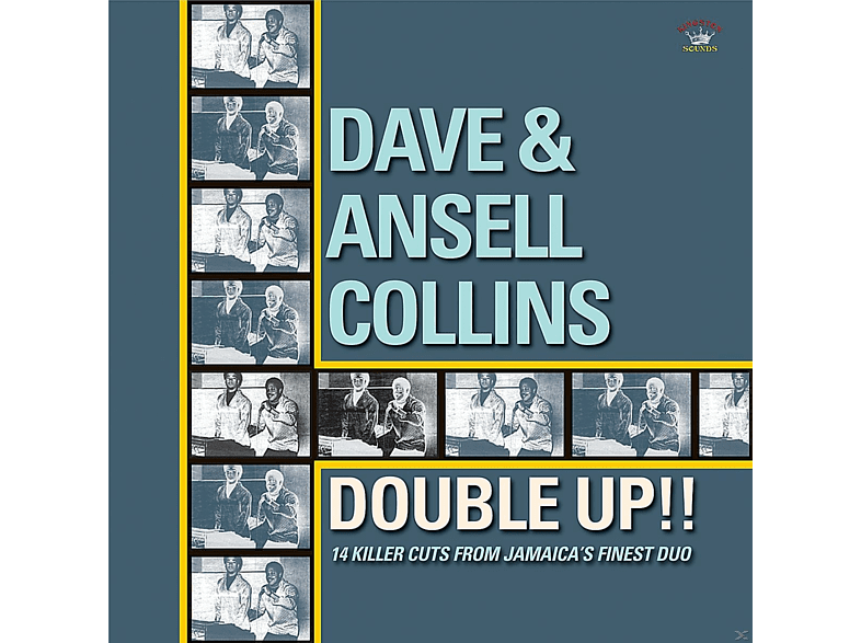 Dave & Ansel Collins - Double Up [Vinyl]