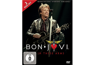 Bon Jovi - In These Arms  - (DVD + CD)