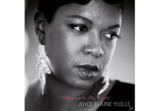 Joyce Elaine Yuille - Welcome To My World - (Vinyl)
