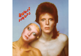 David Bowie - Pinups (Remastered 2015) - (CD)