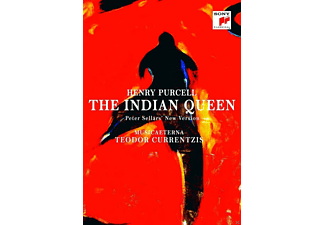 Teodor Currentzis, VARIOUS - The Indian Queen  - (Blu-ray)