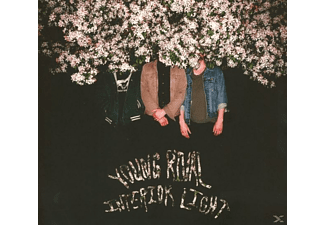 Young Rival - Interior Light  - (CD)