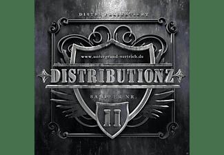 VARIOUS - DISTRIBUTIONZ SAMPLER 2  - (CD)
