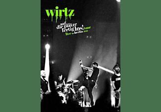 Wirtz - Auf die Plätze, Fertig, Los! Tour - Live in Berlin  - (DVD)