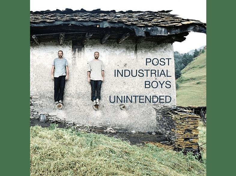 Post Industrial Boys - Unintended [CD]