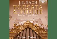 Stefano Molardi - Toccata & Fugue-Famous Organ Music [CD]