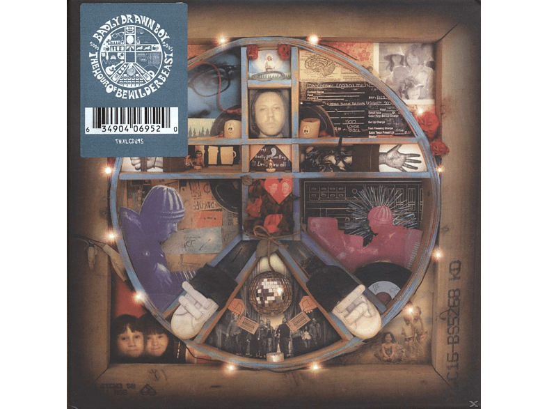 Badly Drawn Boy - The Hour Of Bewilderbeast-Deluxe Edition [CD]
