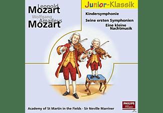 Amf, Neville/amf/+ Marriner - Kindersinfonie/Seine Ersten Sinf.(Eloquence Jun.)  - (CD)