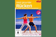 vital - Mein gesunder Rücken - die besten Übungen für Kraft & Beweglichkeit [DVD]