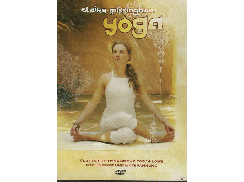 Claire Missingham Yoga [DVD]