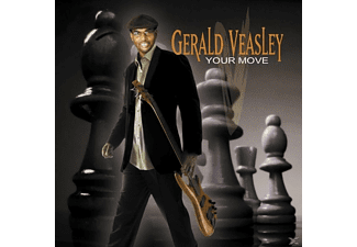 Gerald Veasley - Your Move  - (CD)