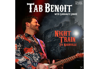 Tab Benoit - Night Train To Nashville - (CD)