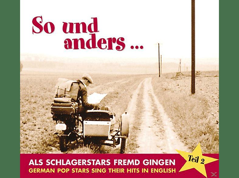VARIOUS - So Und Anders Vol 2 [CD]