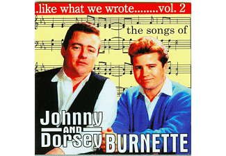 VARIOUS - Like What We Wrote Vol.2  - (CD)