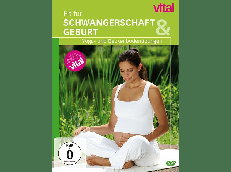 vital - Fit für Schwangerschaft und Geburt [DVD]