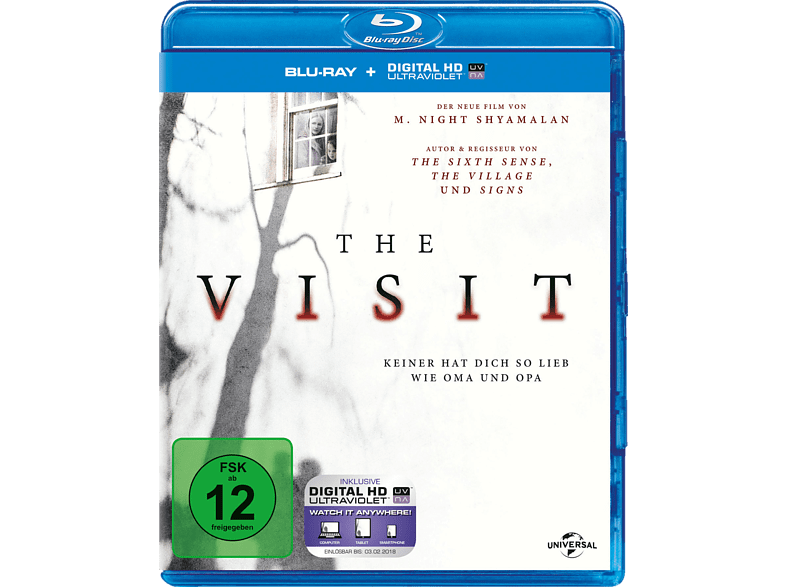 The Visit [Blu-ray]