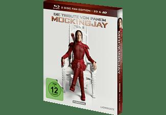 Die Tribute von Panem - Mockingjay Teil 2 3D Blu-ray