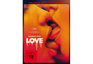 Love - Limited Mediabook Edition (DVD & 3D Blu-ray) 3D Blu-ray + Blu-ray + DVD
