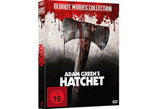 Hatchet (Bloody Movies Collection) DVD