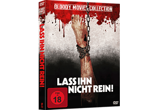 Lass ihn nicht rein! (Bloody Movies Collection) DVD