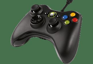 MICROSOFT Xbox 360 Controller for Windows Gamepad Schwarz