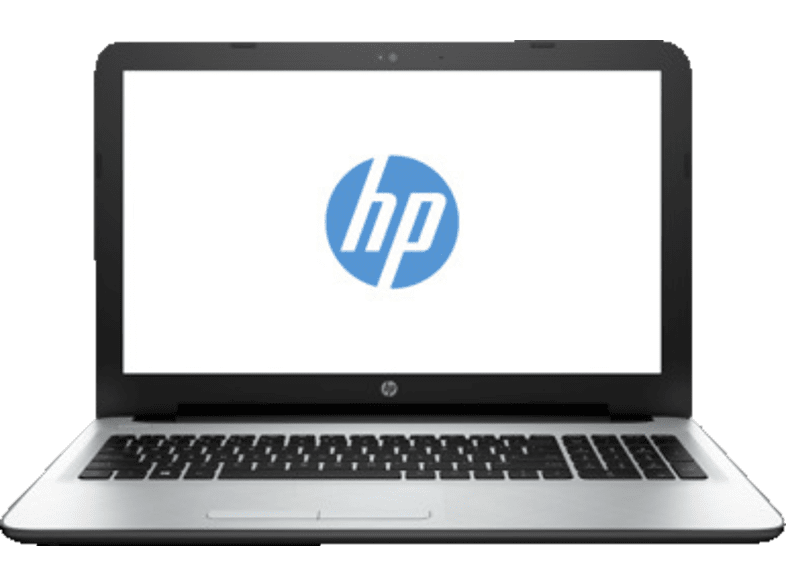 HP 15-AC670NG, Notebook, Core i5 Prozessor, 1 TB HDD, Radeon R5 M330, White Silver; Gekreuztes Haarlinienmuster, Diamantmuster