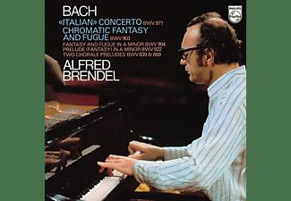 Alfred Brendel - Italienisches Konzert U.A.(Vinyl)  - (Vinyl)