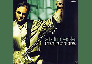 Al Di Meola - Consequence Of Chaos  - (CD)