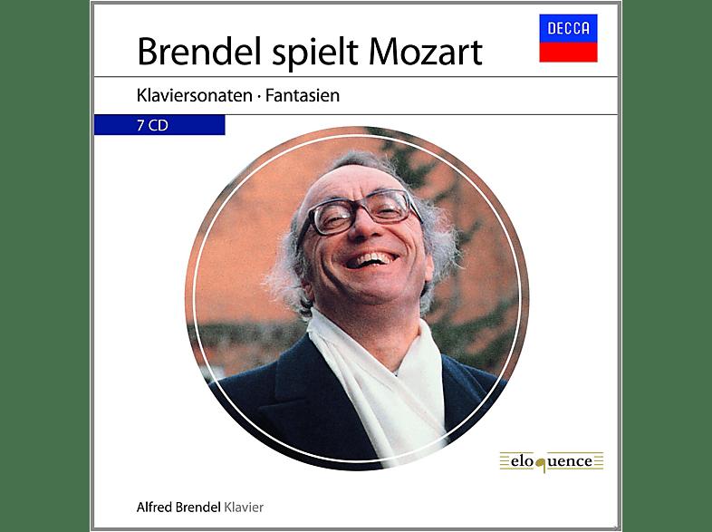 Alfred Brendel - Brendel Spielt Mozart-Klaviersonaten,Fantasien [CD]