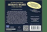 Holmes Sherlock - Die Prinzen Im Tower (Neue Fälle 23) - (CD)
