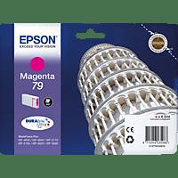 EPSON Original Tintenpatrone Turm von Pisa Magenta (C13T79134010)