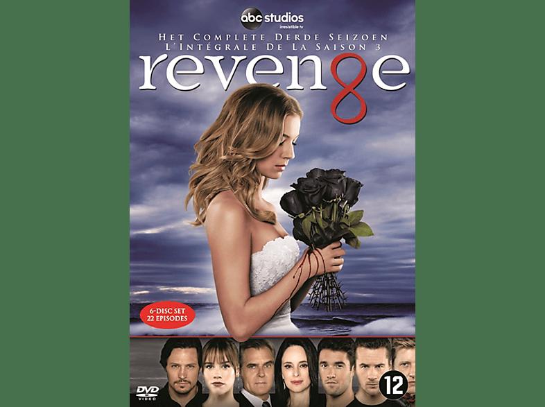 Revenge Saison 3 Série TV